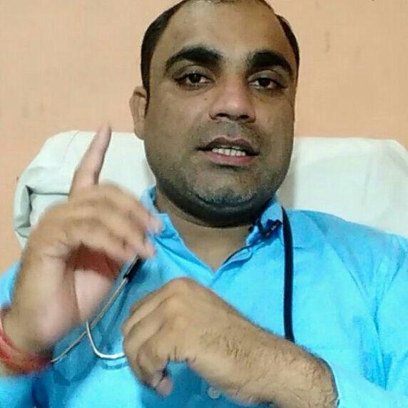 Dr Manoj Pandey
