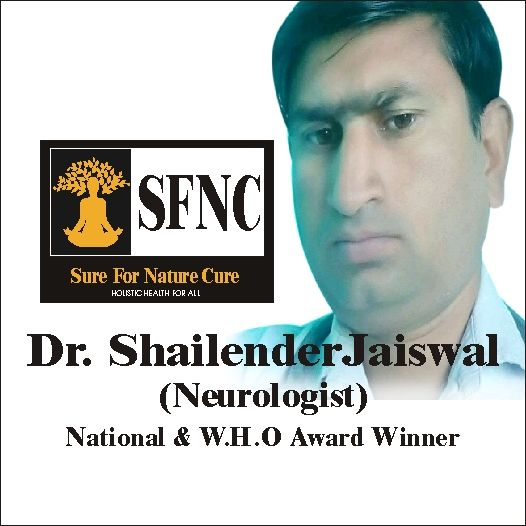Dr.Shailender Jaiswal(sure for nature cure clinic)
