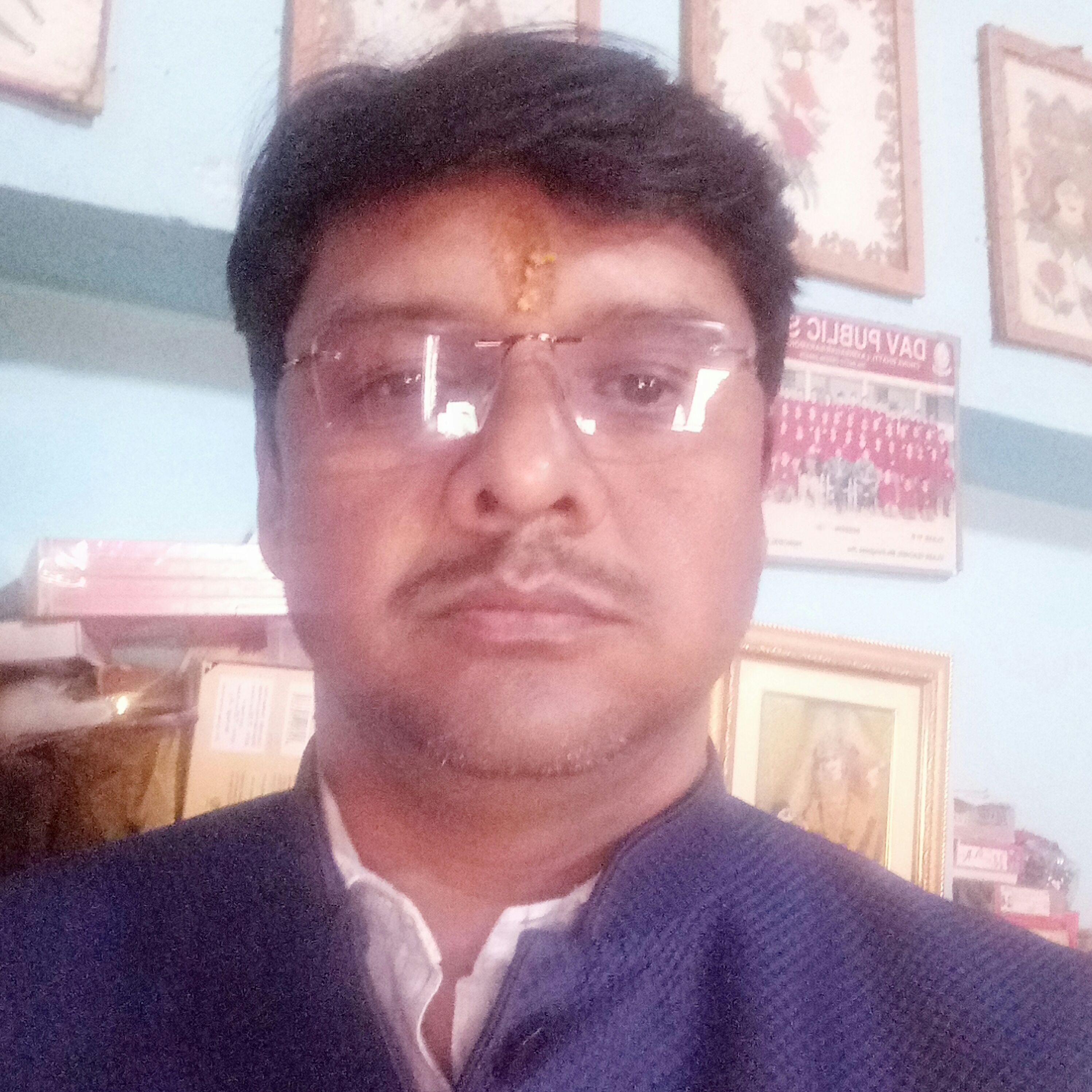 Dr. Mahesh Mohan Jha