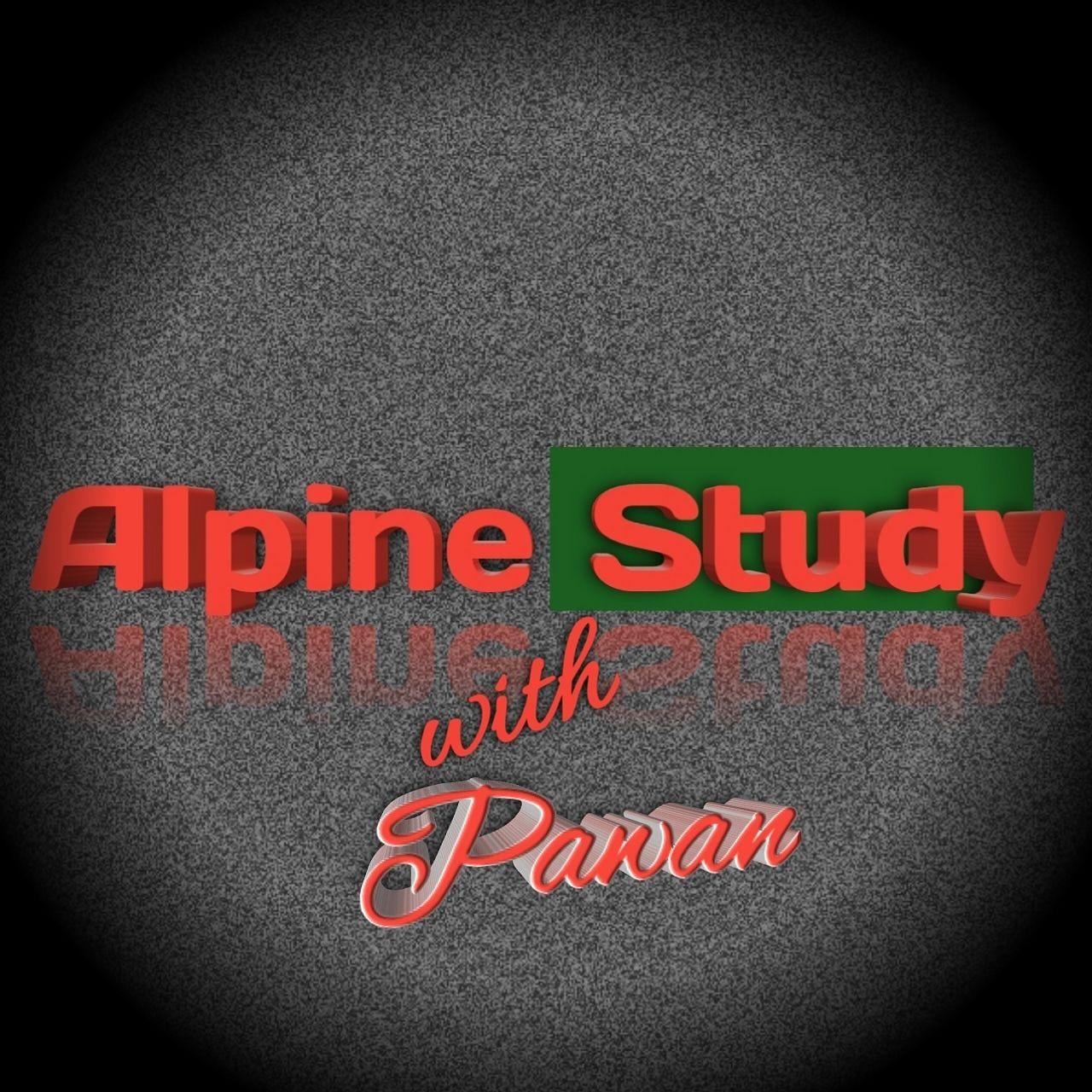 Alpine Study