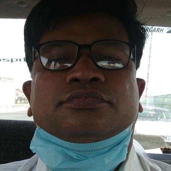 Dr. Manish Kumar Neurosurgeon