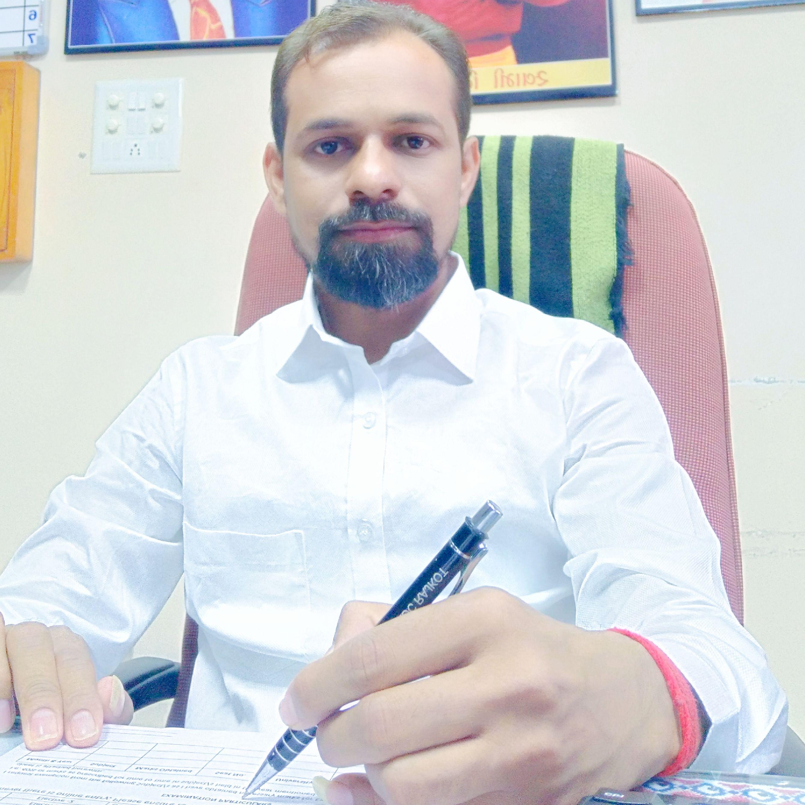Prof.Rajesh S Rathod