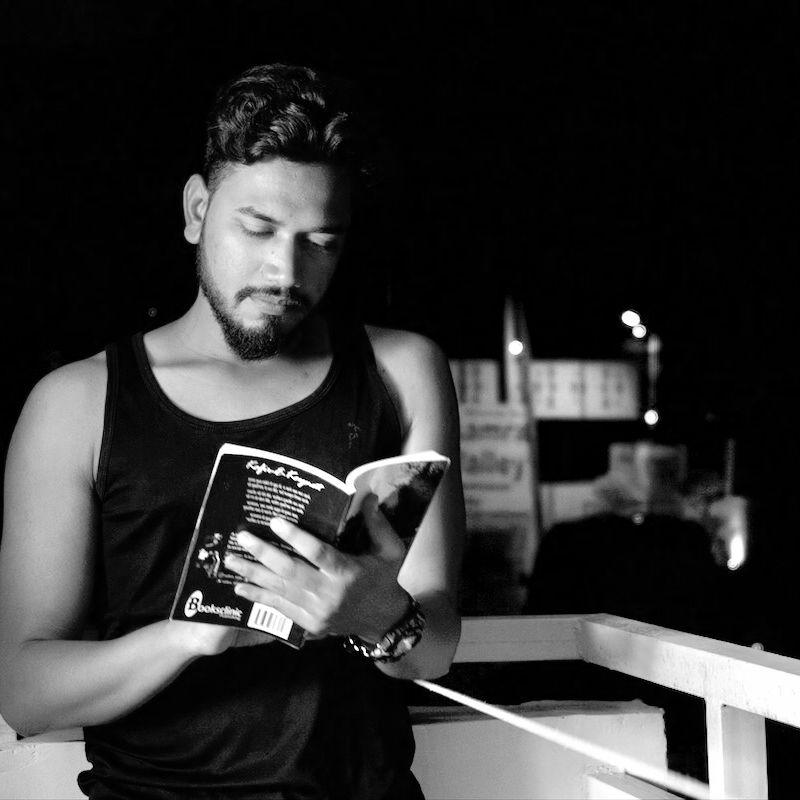 Author Nitin Pandey