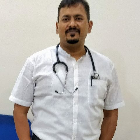 Dr. BP Sharma
