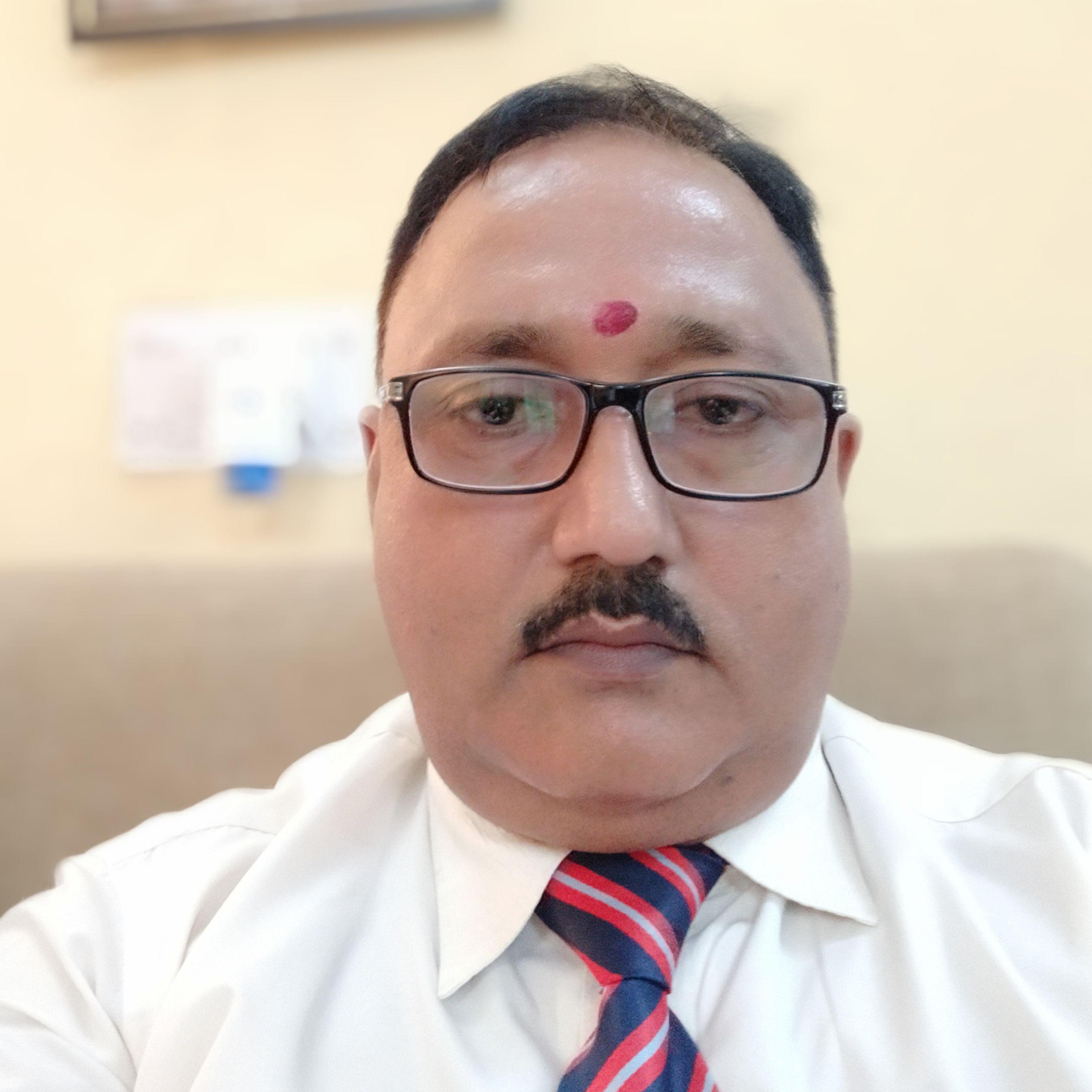 Dr R K Pathak