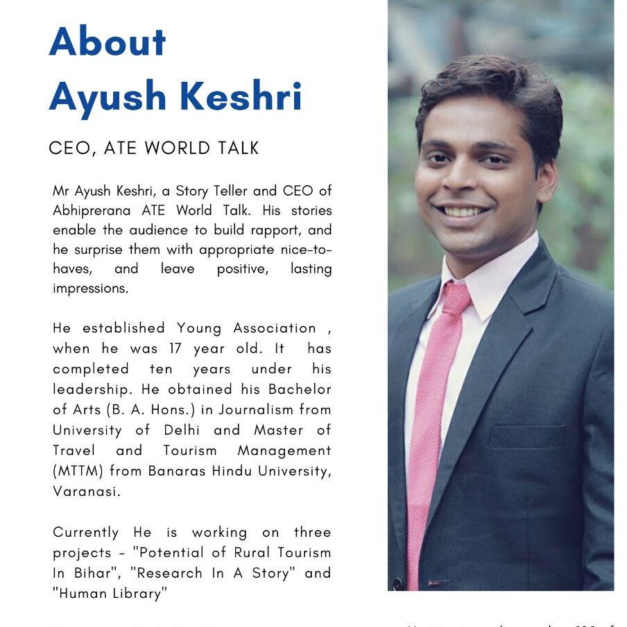 Ayush Keshri