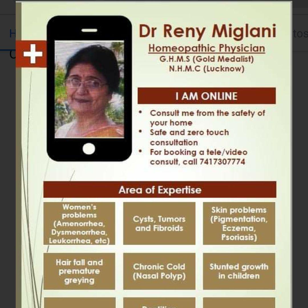 Dr Reny Miglani