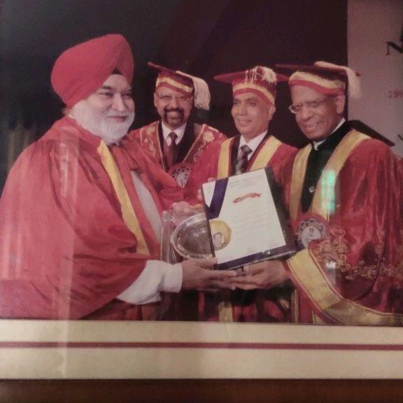 Dr Avtar Singh Ph.D.