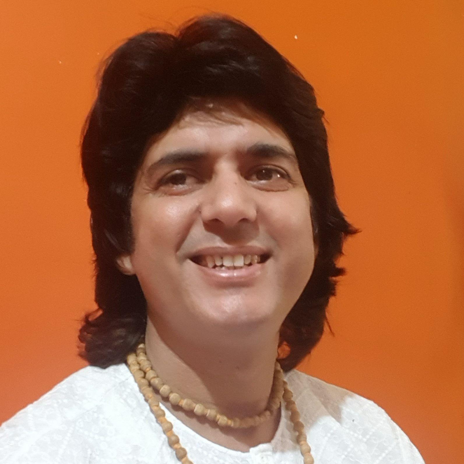 Yog guru Vishuraj Sharma