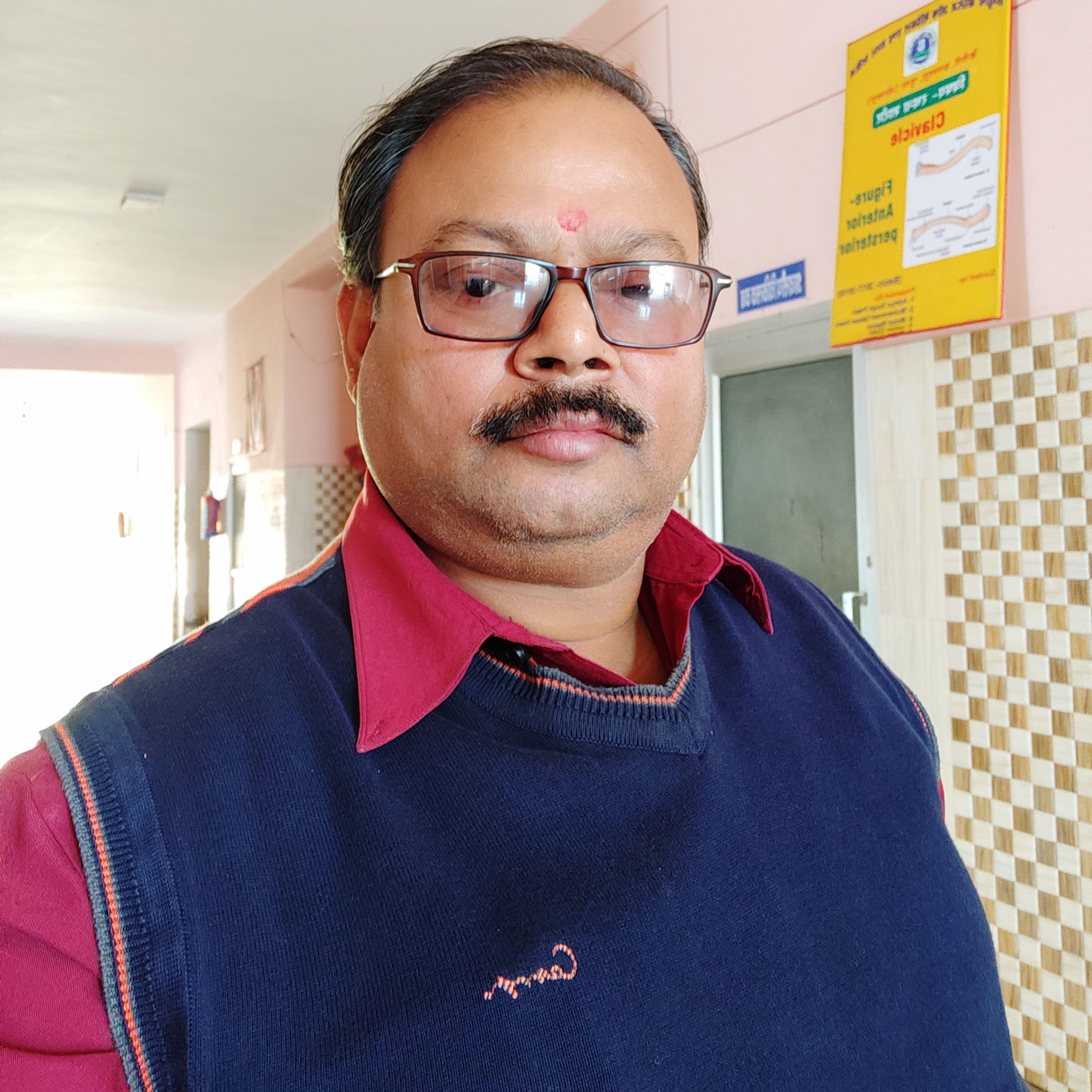 Dr Alok Kumar Sinha