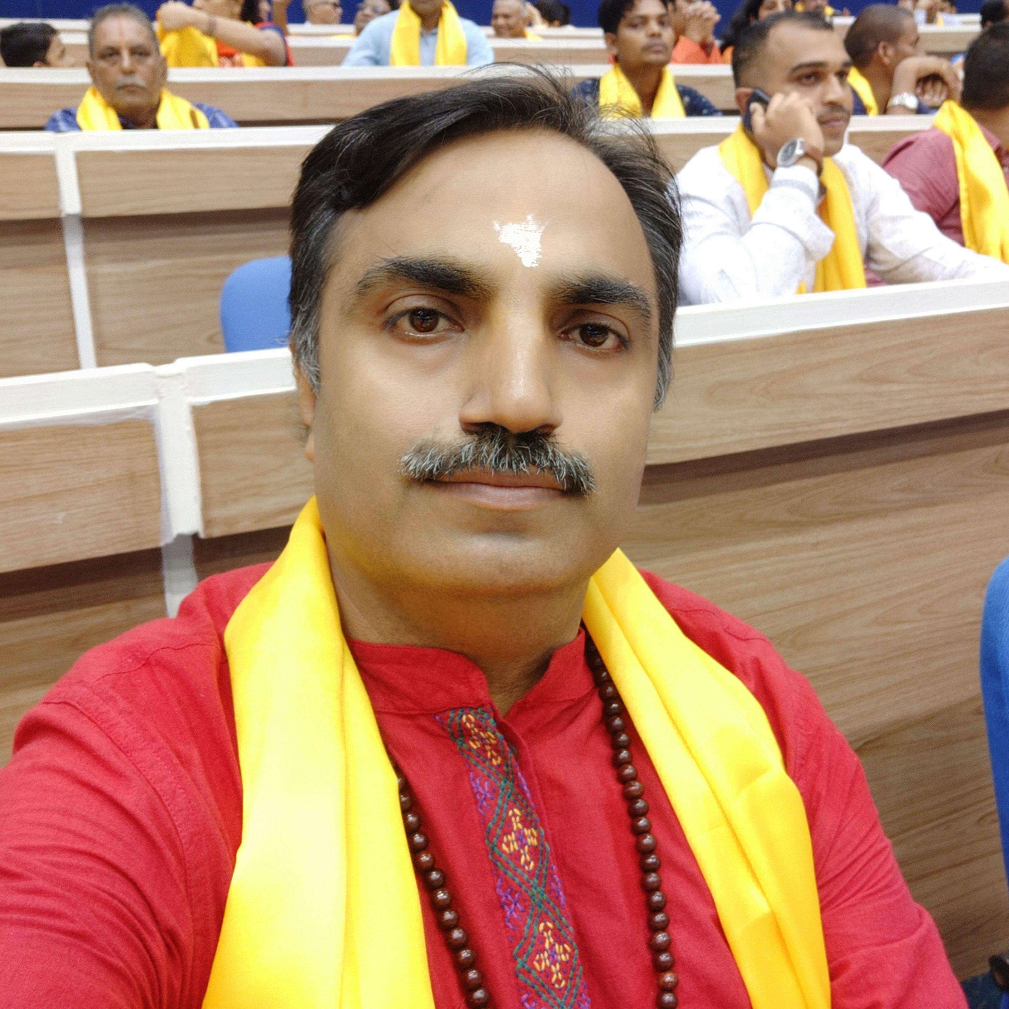 Acharya Sanjeev Malhotra