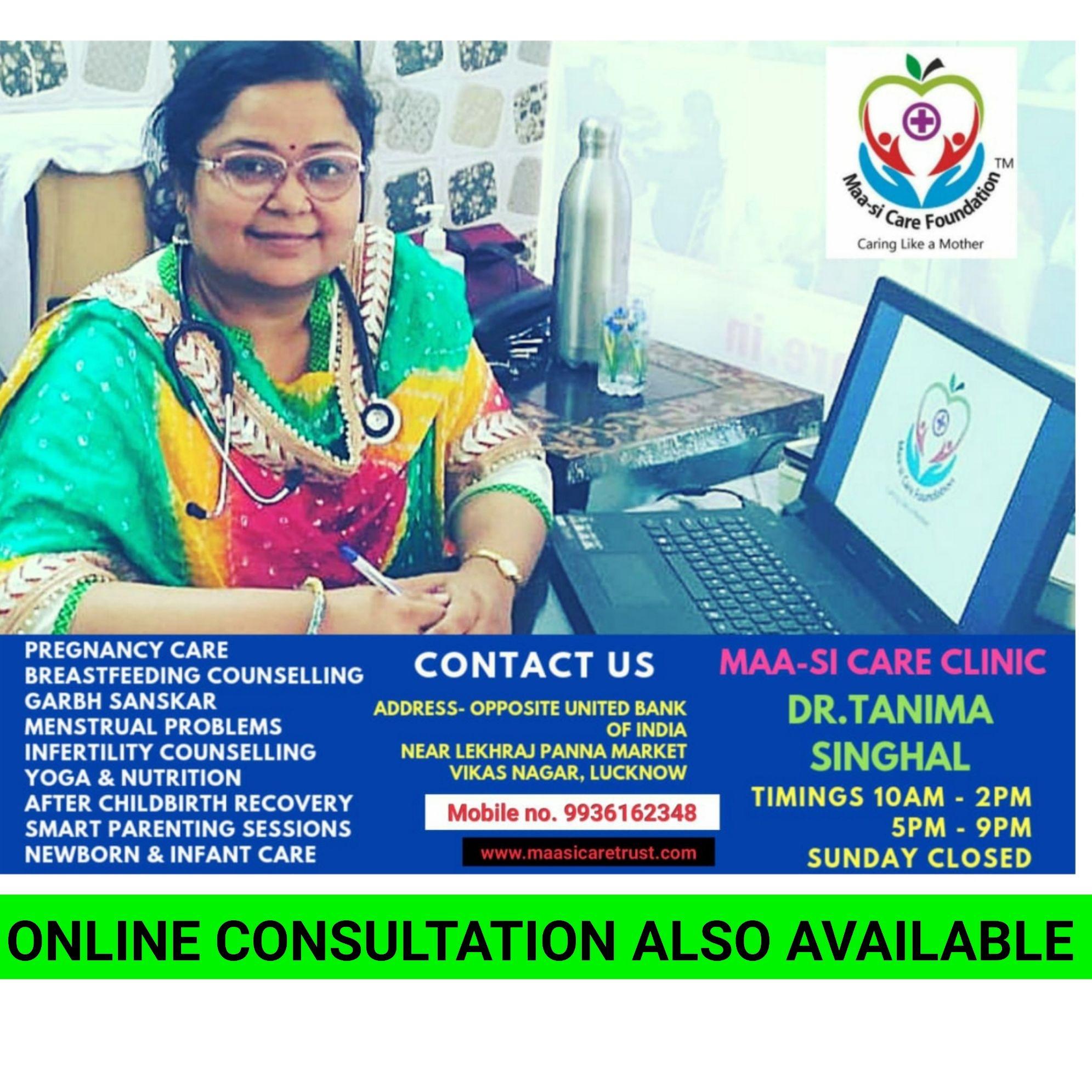 Dr Tanima Singhal