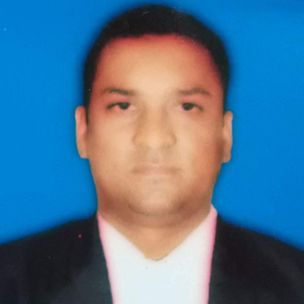Rajeev Tripathi,  Advocate