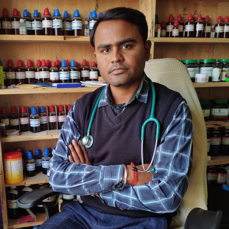 Dr. Nihar Haldar