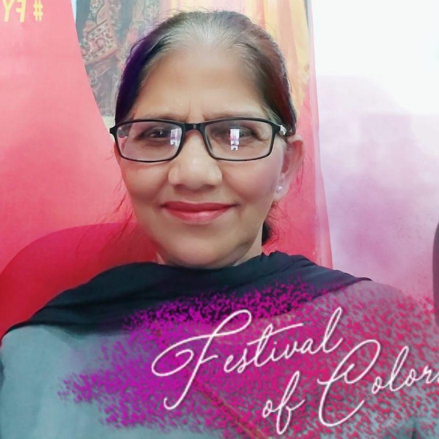 Shakuntala Raghava