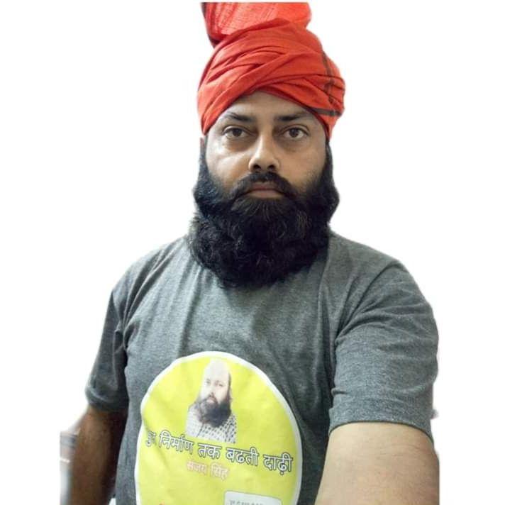संजय संघर्ष सिंह:- स्वस्थ राजनीतिक क्रांति को कटिबद्ध