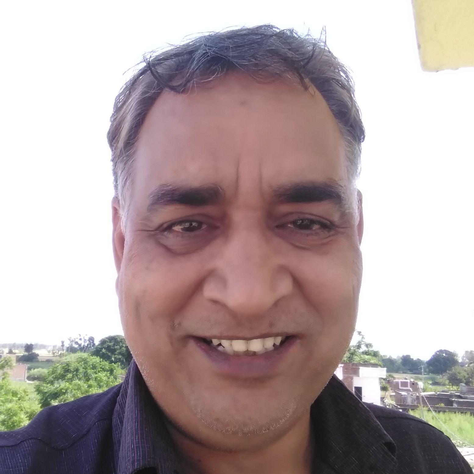 डॉ लोकेन्द्र शर्मा
