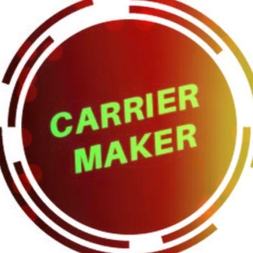 Carrier maker