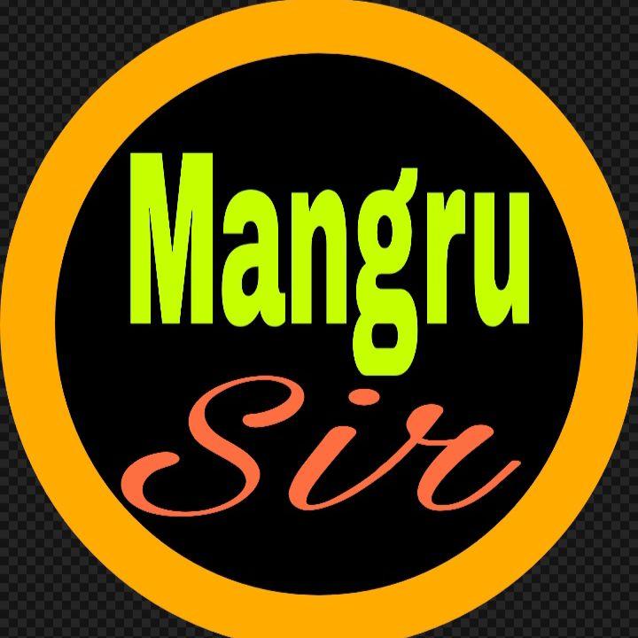 Mangru sir YouTube wale