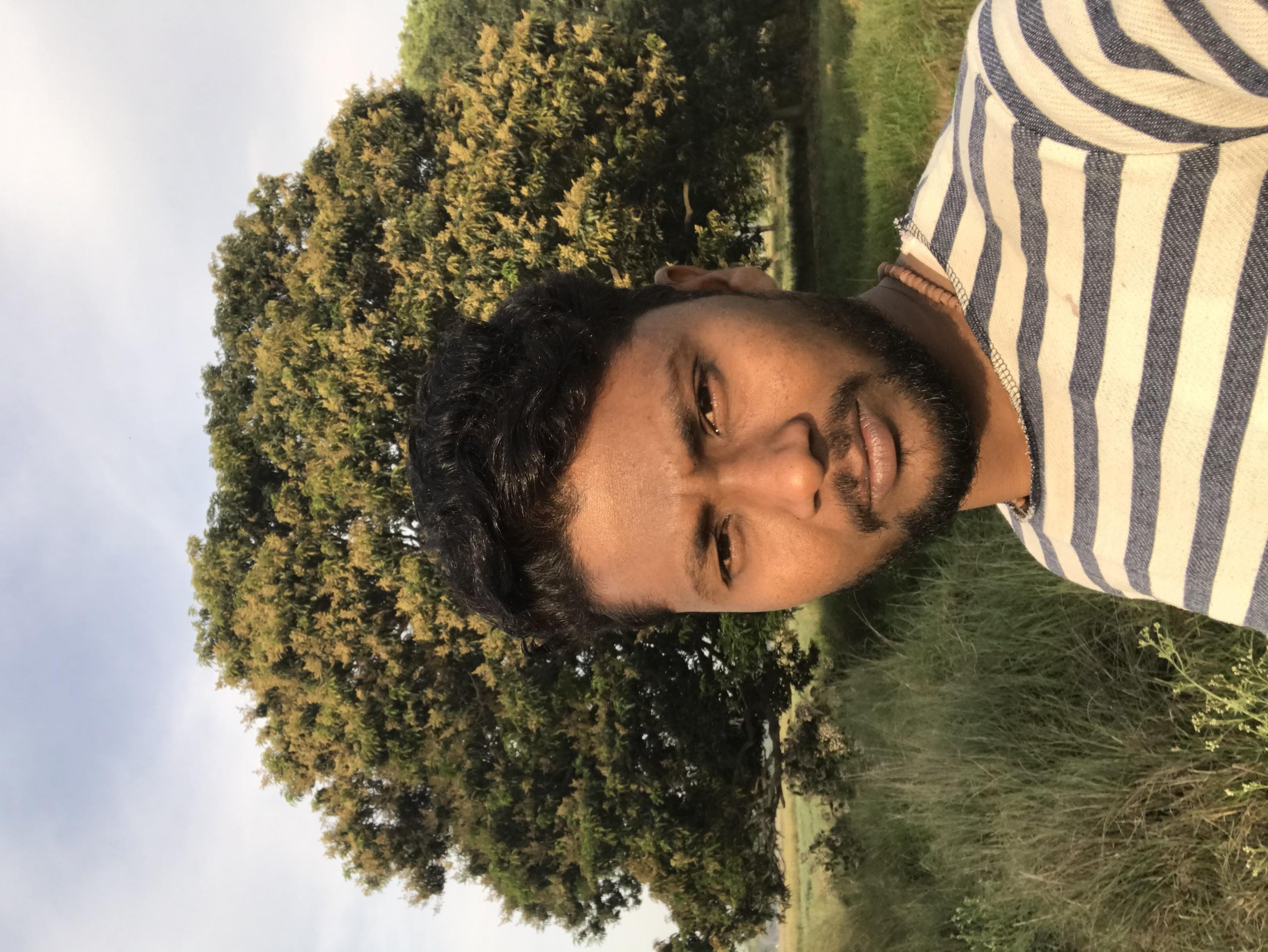 Kumar Mukesh Vikram